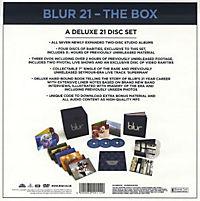 Blur 21: The Box - Produktdetailbild 1