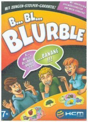 Blurble (Spiel), Grant Bernard