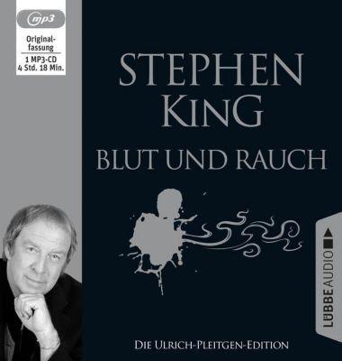 Blut und Rauch, 1 MP3-CD, Stephen King