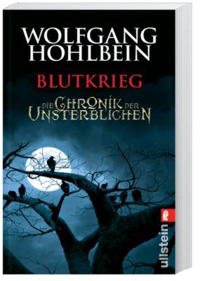 Blutkrieg, Wolfgang Hohlbein