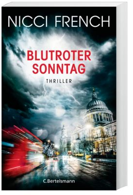 Blutroter Sonntag, Nicci French