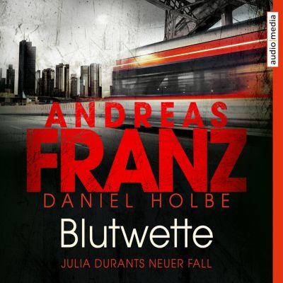 Blutwette, Andreas Franz, Daniel Holbe