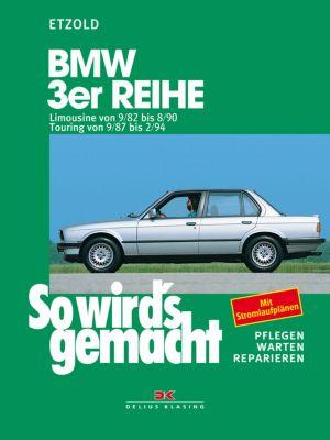 BMW 3er Limousine von 9/82 bis 8/90, Rüdiger Etzold