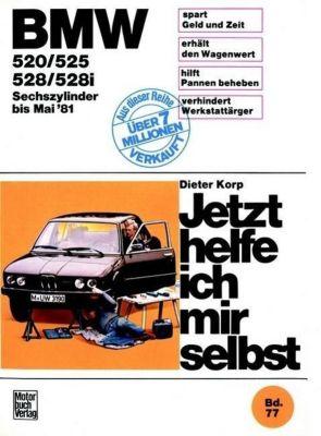 BMW 520/525/528/528i 6-Zyl. bis Mai '81, Dieter Korp