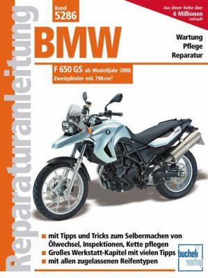 BMW F 650 GS, Franz Josef Schermer