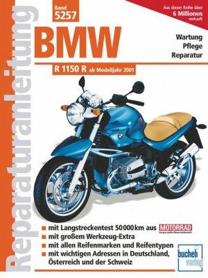 BMW R 1150 R, ab Modelljahr 2001