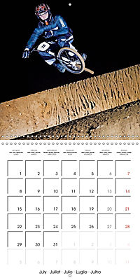 BMX: Big air on a small bike (Wall Calendar 2019 300 × 300 mm Square) - Produktdetailbild 7
