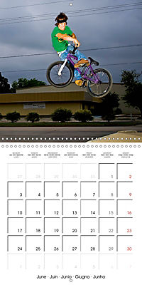 BMX: Big air on a small bike (Wall Calendar 2019 300 × 300 mm Square) - Produktdetailbild 6