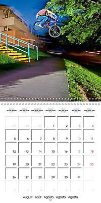 BMX: Big air on a small bike (Wall Calendar 2019 300 × 300 mm Square) - Produktdetailbild 8