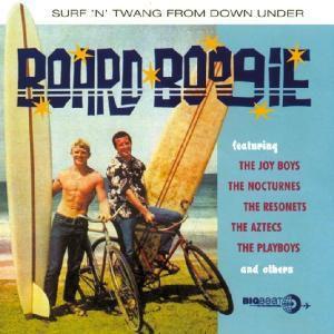 Board Boogie: Surf 'N' Twang F, Diverse Interpreten