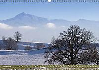 Boarisch g'schaut - Vom Haarsee bis zum Isarwinkel (Wandkalender 2019 DIN A3 quer) - Produktdetailbild 1