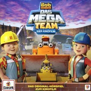 Bob, der Baumeister - Das Mega-Team - Der Kinofilm, 1 Audio-CD, Bob Der Baumeister
