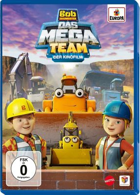 Bob der Baumeister: Das Mega Team - Der Kinofilm, Bob Der Baumeister