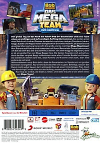 Bob der Baumeister: Das Mega Team - Der Kinofilm - Produktdetailbild 1