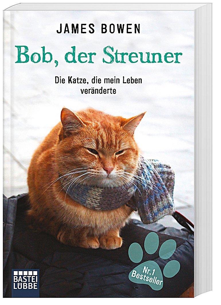 Bob Der Streuner Buch Von James Bowen Portofrei Bei Weltbildde