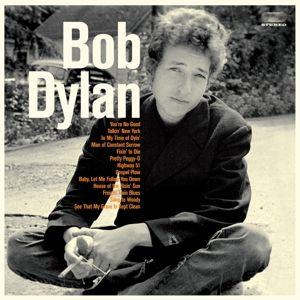 Bob Dylan [Debut Album] (Ltd.180g Farbiges Vinyl), Bob Dylan