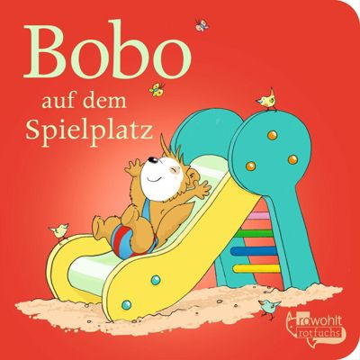 Bobo auf dem Spielplatz - Markus Osterwalder pdf epub