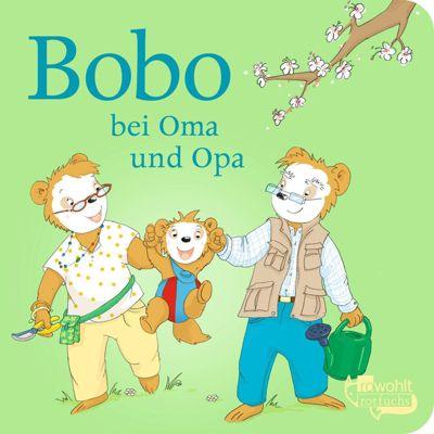 Bobo bei Oma und Opa, Markus Osterwalder