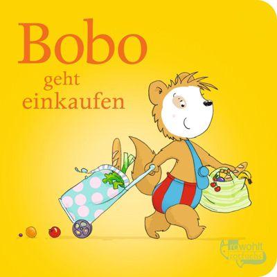 Bobo geht einkaufen, Markus Osterwalder