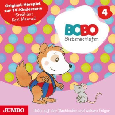 Bobo Siebenschläfer. Original-Hörspiel zur TV-Kinderserie: Bobo Siebenschläfer. Bobo auf dem Dachboden und weitere Folgen., Markus Osterwalder