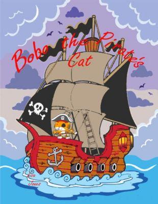 Bobo the Pirate's Cat, Lisa Jones