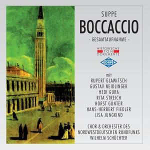 Boccaccio, Chor & Orch.D.Nordwestdt.Runfunks Hamburg