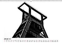 Bochum Black and White (Wandkalender 2019 DIN A3 quer) - Produktdetailbild 1