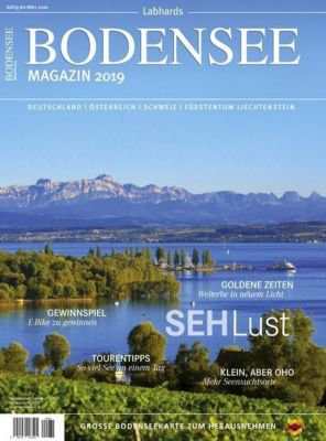 Bodensee Magazin 2019 -  pdf epub