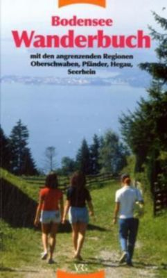 Bodensee Wanderbuch, Wolfgang Kreh