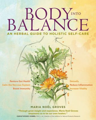 Body into Balance, Maria Noel Groves