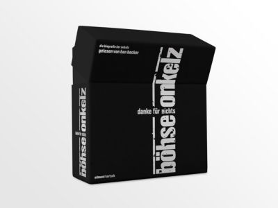 Böhse Onkelz - Danke für Nichts (Hörbuch gelesen von Ben Becker) (11 CDs), Eddy Hartsch