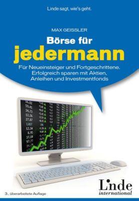 Börse für jedermann, Max Geißler