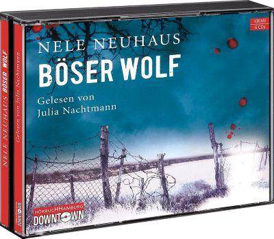 Böser Wolf, Hörbuch, Nele Neuhaus
