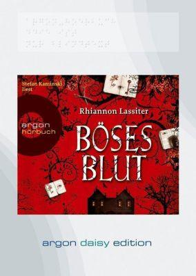 Böses Blut, 1 MP3-CD, Rhiannon Lassiter