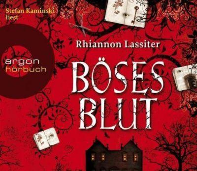Böses Blut, 5 Audio-CDs, Rhiannon Lassiter