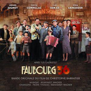 BOF Faubourg 36, Film Soundtrack