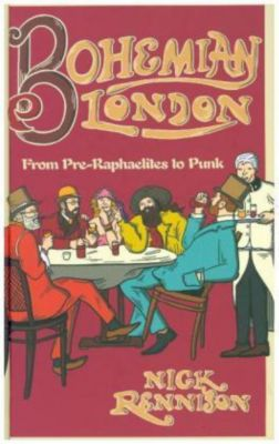 Bohemian London, Nick Rennison