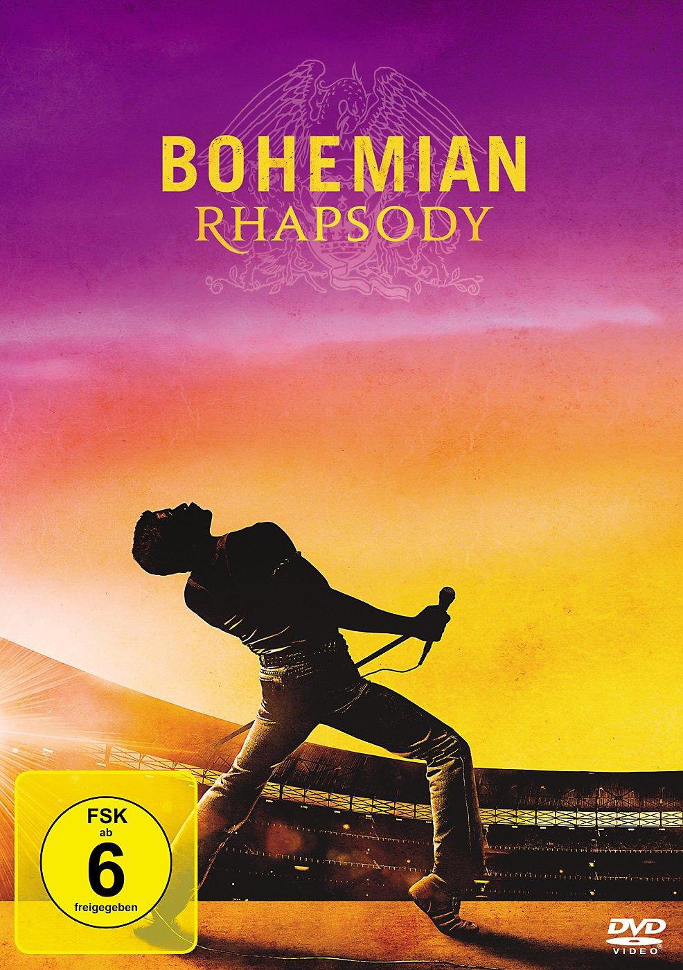 Bohemian Rhapsody Dvd Jetzt Bei Weltbild De Online Bestellen