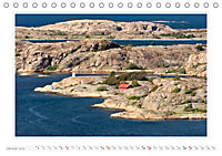 Bohuslän Fjällbacka - Hamburgsund - Grebbestad 2019 (Tischkalender 2019 DIN A5 quer) - Produktdetailbild 1