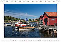 Bohuslän Fjällbacka - Hamburgsund - Grebbestad 2019 (Tischkalender 2019 DIN A5 quer) - Produktdetailbild 2