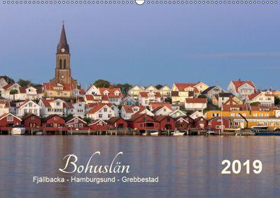 Bohuslän Fjällbacka - Hamburgsund - Grebbestad 2019 (Wandkalender 2019 DIN A2 quer), Klaus Kolfenbach