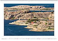 Bohuslän Fjällbacka - Hamburgsund - Grebbestad 2019 (Wandkalender 2019 DIN A2 quer) - Produktdetailbild 1