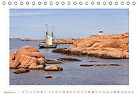 Bohuslän. Lysekil - Fiskebäckskil - Grundsund (Tischkalender 2019 DIN A5 quer) - Produktdetailbild 1
