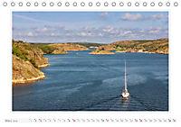 Bohuslän. Lysekil - Fiskebäckskil - Grundsund (Tischkalender 2019 DIN A5 quer) - Produktdetailbild 3