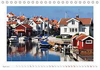 Bohuslän. Lysekil - Fiskebäckskil - Grundsund (Tischkalender 2019 DIN A5 quer) - Produktdetailbild 4