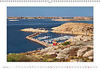 Bohuslän. Lysekil - Fiskebäckskil - Grundsund (Wandkalender 2019 DIN A3 quer) - Produktdetailbild 7
