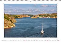 Bohuslän. Lysekil - Fiskebäckskil - Grundsund (Wandkalender 2019 DIN A3 quer) - Produktdetailbild 3