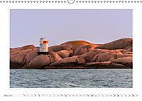 Bohuslän. Lysekil - Fiskebäckskil - Grundsund (Wandkalender 2019 DIN A3 quer) - Produktdetailbild 5