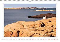 Bohuslän. Lysekil - Fiskebäckskil - Grundsund (Wandkalender 2019 DIN A3 quer) - Produktdetailbild 12