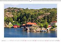Bohuslän. Lysekil - Fiskebäckskil - Grundsund (Wandkalender 2019 DIN A3 quer) - Produktdetailbild 6